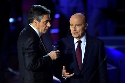 François Fillon et Alain Juppé tous deux candidats pour réprésenter la droite française à l'élection présidentielle de 2017