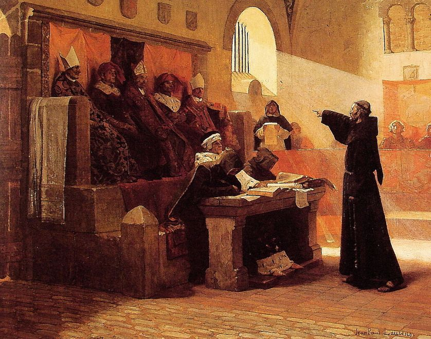 L'évangile 838_laurens_-_the_agitator_of_languedoc