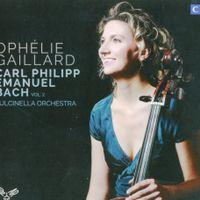 Concerto en ré min Wq 17 H 420 : Un poco adagio - pour clavecin cordes et basse continue - Pulcinella Orchestra
