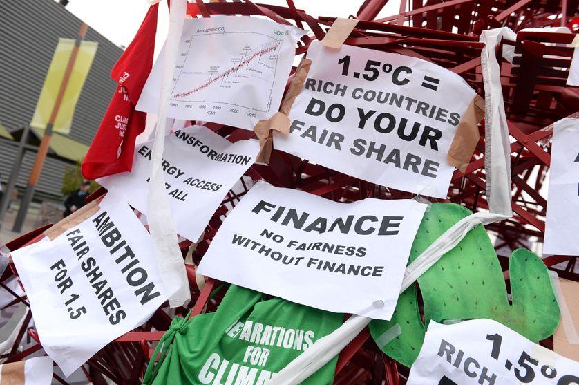 FRANCE--COP21 - Changement climatique
