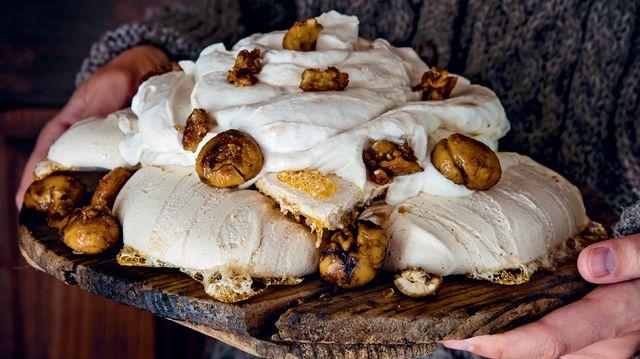 Recette du Mont Lozère au miel tiré de Banquet gaulois : 70 recettes venues directement de nos ancêtres... ou presque !