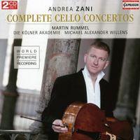Concerto n°1 en La Maj WD 793 : Allegro