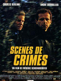 Scènes de crimes de Frédéric Schoendoerffer