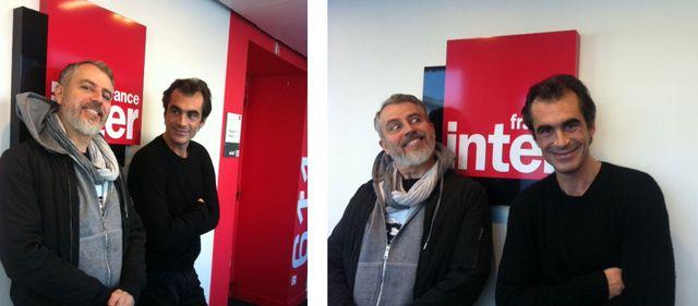 Alain Guyard et Raphaël Enthoven