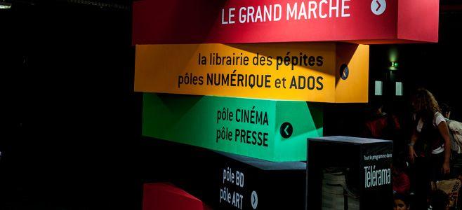 Salon du livre et de la presse jeunesse à Montreuil en Seine-Saint-Denis, 32e édition