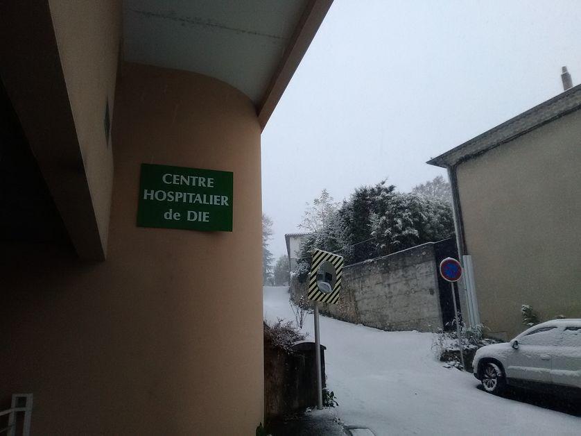 La neige est déjà là !