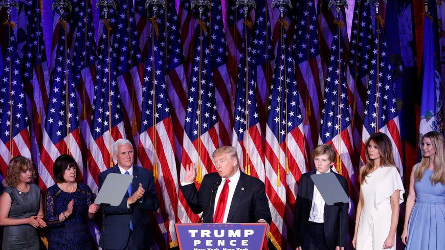 Donald Trump élu président des Etats-Unis : le scénario incroyable est devenu réalité