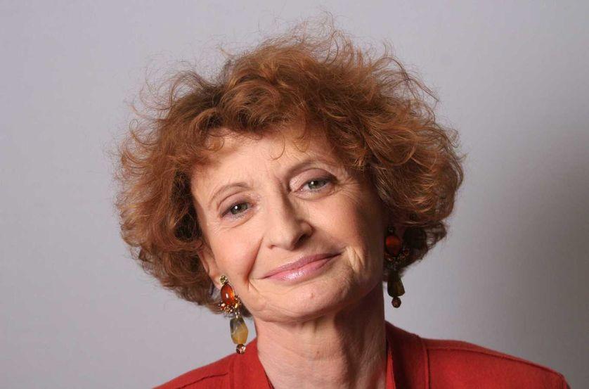 Myriam Revault d'Allonnes, philosophe, en 2006