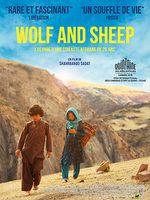 Wolf and Sheep de Shahrbanoo Sadat