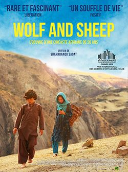 Wolf and Sheep de Shahrbanoo Sadat