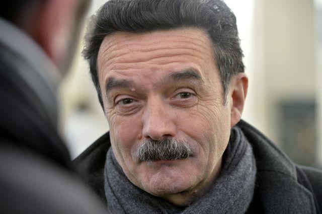 Edwy Plenel le 12 janvier 2016 à Bordeaux
