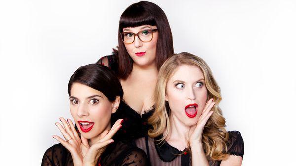 Cabaret 42e rue : Les Coquettes et leurs amis
