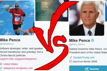 Mike Pence n'est pas Mike Pence