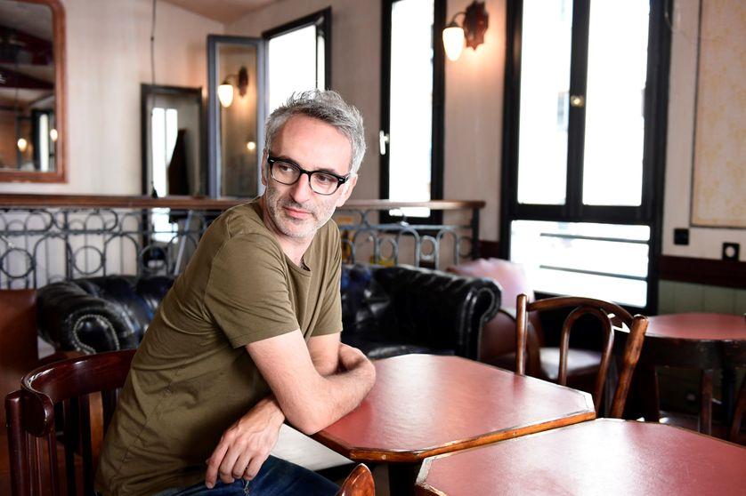 Vincent Delerm à Paris, septembre 2016.