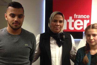 Latifa Ibn Ziaten , Yassine et Julie