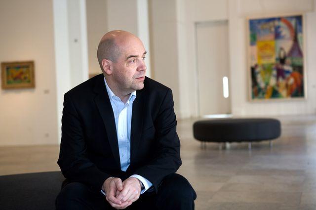 Fabrice Hergott