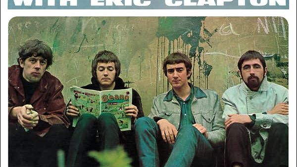 Blues Breakers with Eric Clapton 1966
