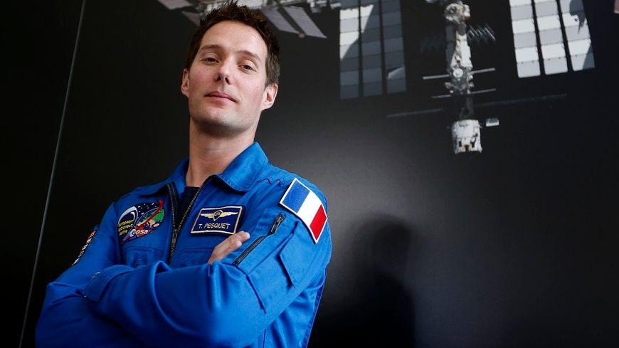 Thomas Pesquet se confie sur France Bleu avant son décollage pour l'espace ce jeudi.