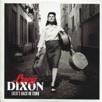 Living in a great big way - LUCY DIXON