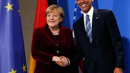 """Épisode 7 : Angela Merkel, """"nouveau leader du monde libre""""?"""