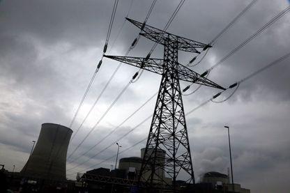 Centrale nucléaire de Cattenom en Moselle
