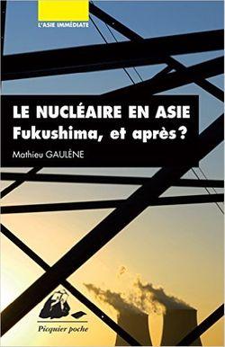 Le nucléaire en Asie : Fukushima, et après ?
