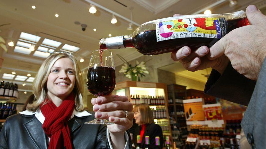 Quelle température boire beaujolais nouveau