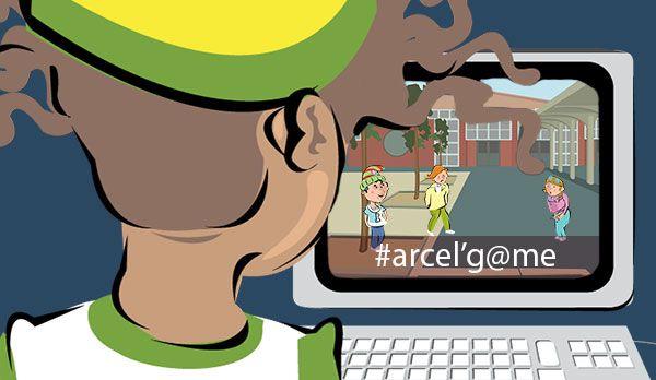 #arcel'game contre le harcèlement