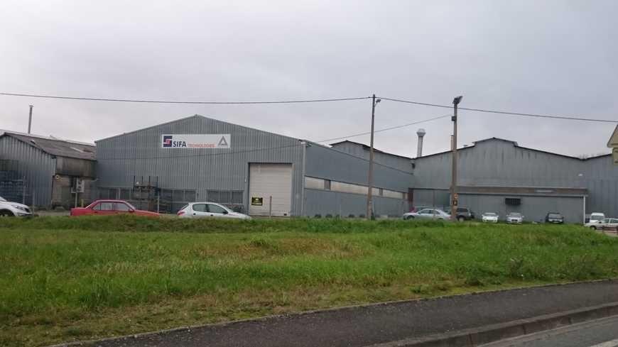 La fonderie Sifa avait été placée en redressement judiciaire.