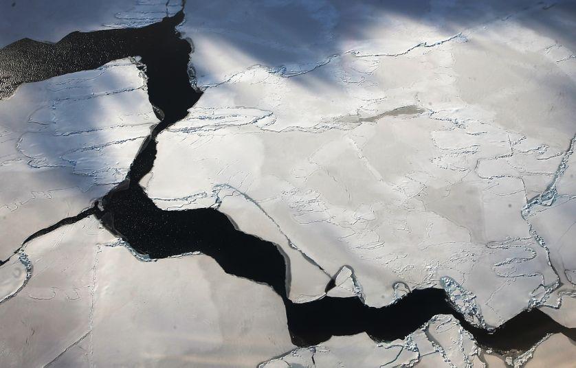 Réchauffement climatique...en Antarctique