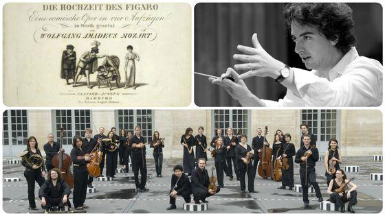 Jérémie Rhorer et son orchestre Le Cercle de l'Harmonie © Yannick Coupannec