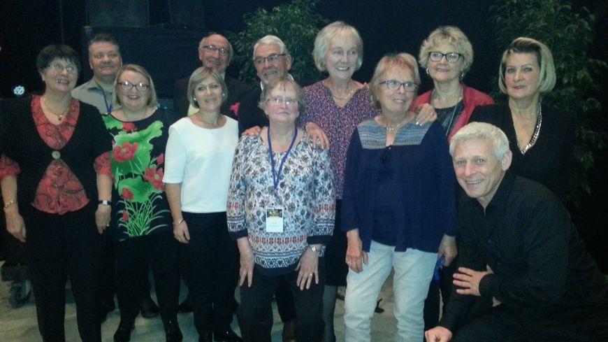Les 12 candidats de 2016, avec en bas à droite, Jean-Jacques Marrec, le vainqueur de cette édition