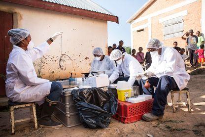Pendémie de peste à Madagascar