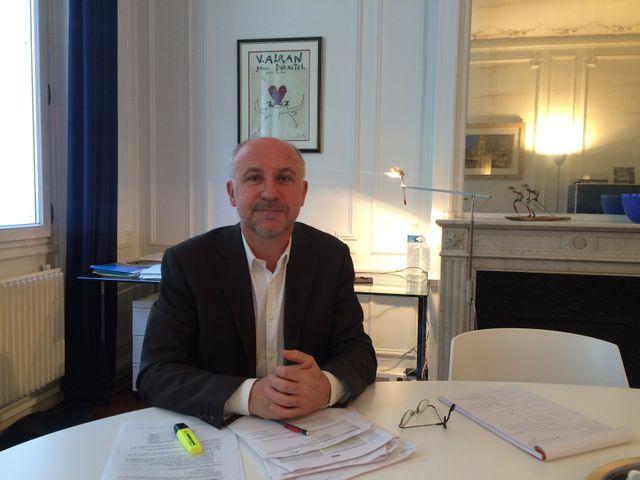 Franck Berthault, avocat