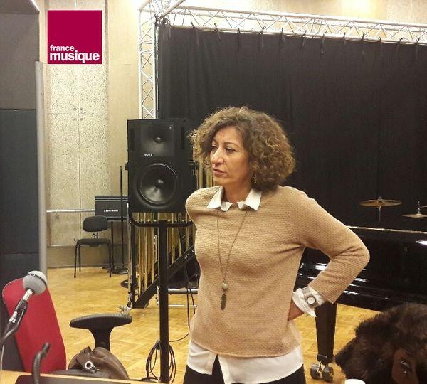 Jackie Surjus au studio 107