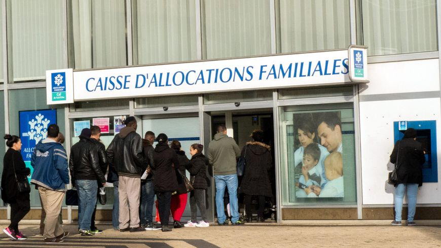 Caf Caisse D Allocations Familiales Lyon