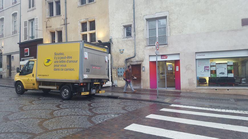 Les Services Publics Desertent Une Partie Du Centre Ville De Nancy