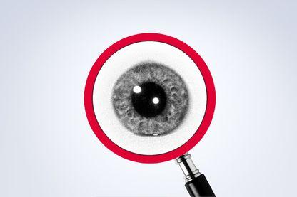 """Illustration pour """"L'enquête de Secrets d'Info"""""""
