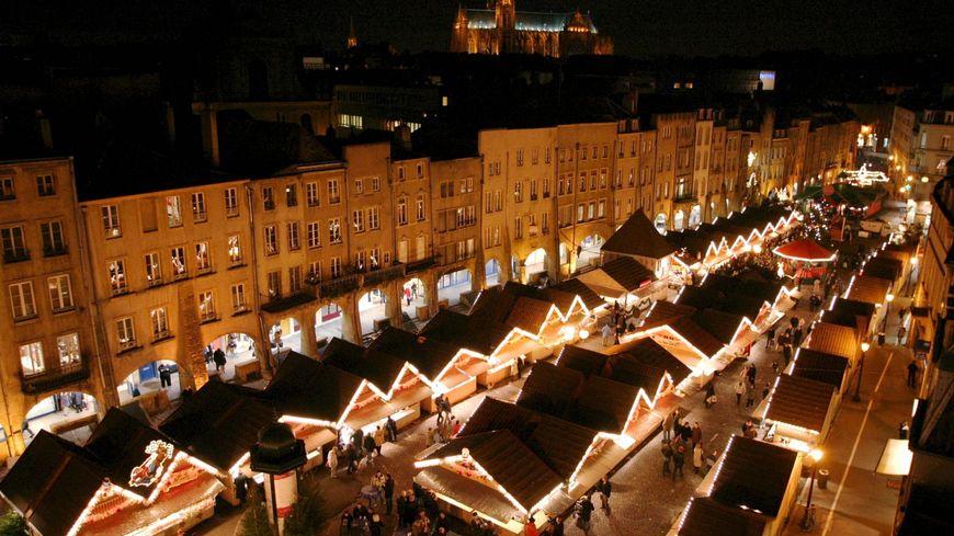 marche de noel a metz Deux millions de visiteurs attendus aux marchés de Noël de Metz marche de noel a metz