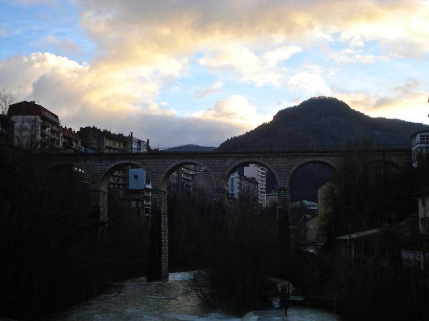 Saint Claude dans le Jura