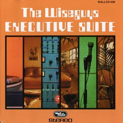 "Pochette de l'album ""Executive suite"" par The Wiseguys"