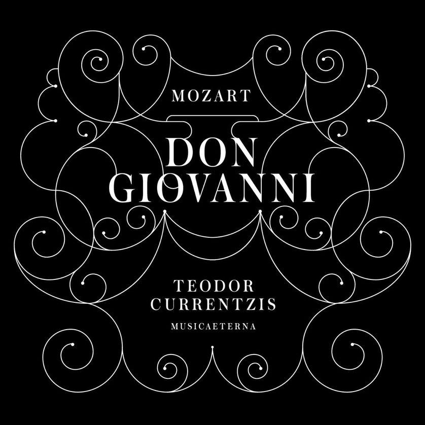 Don Giovanni de Mozart par Teodor Currentzis (Sony Classical)