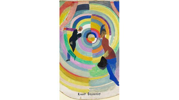 Quelle Musique Voyez Vous Sur Political Drama De Robert Delaunay 1914