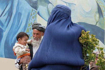 Kaboul : naissance d'une maternité