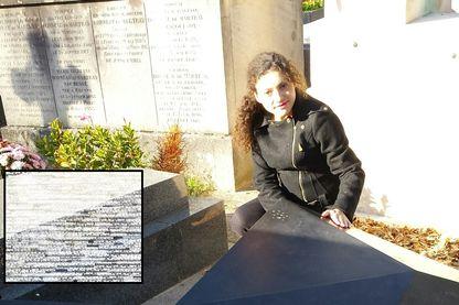 La sculpture Causse, de Milène Guermont : quand l'art contemporain et la haute technologie entrent au cimetière