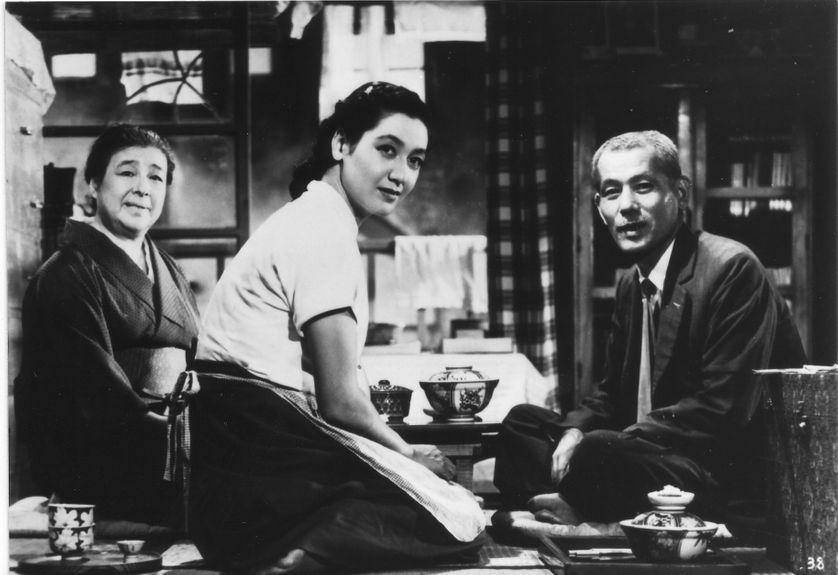 Voyage à Tokyo, Ozu
