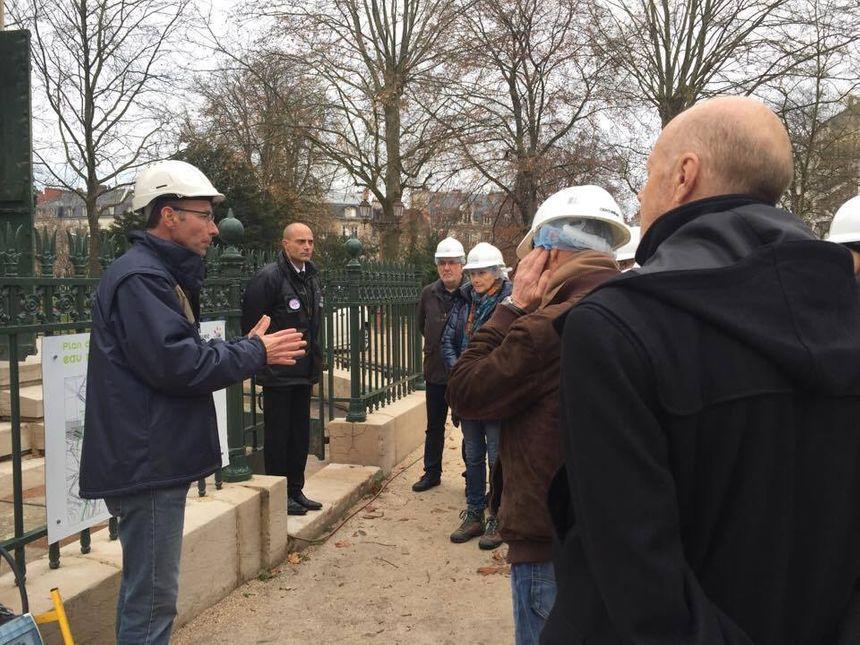 Prochain week-end de visites pour découvrir le réservoir Darcy, le 3 et 4 décembre