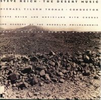 CD Desert Music de Steve Reich