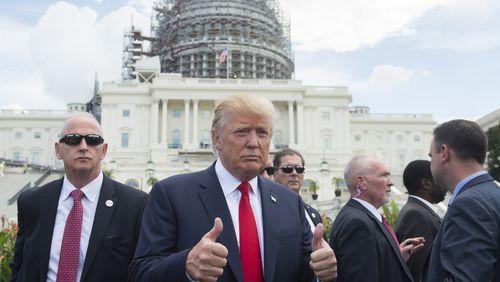 Épisode 5 : La perspective d'une victoire du Donald consterne les alliés