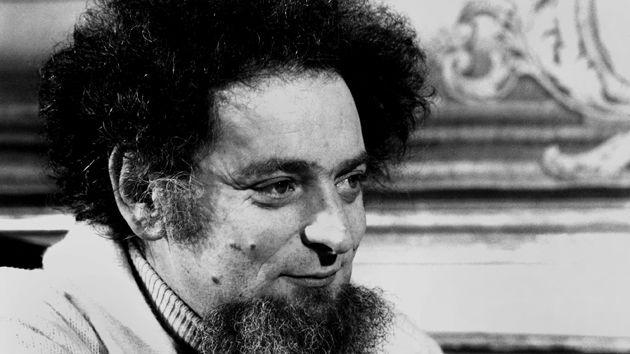 Portrait de Georges Perec en 1978.
